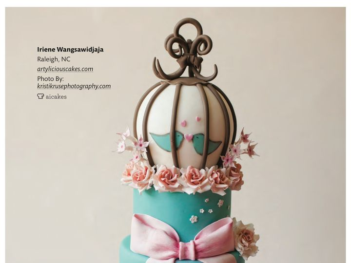 Tmx 1366087466637 0023z7 Raleigh wedding cake