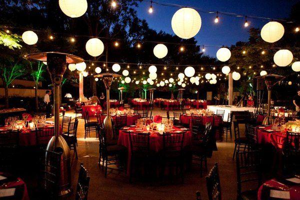 Venue wedding rehearsal dinner location california los angeles