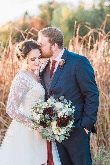 pj and jenna maine fall wedding 16 51 941505