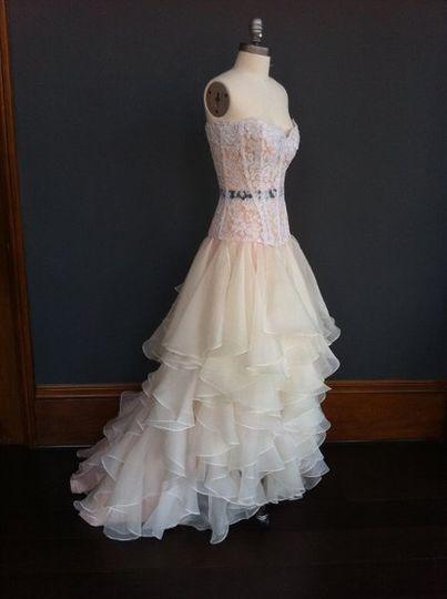 Jill Andrews Gowns - Dress & Attire - Baltimore, MD - WeddingWire