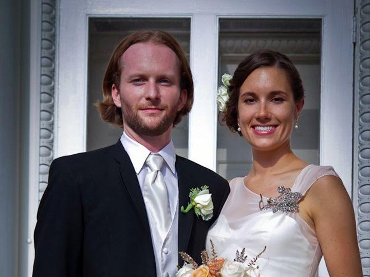 Tmx 1339091846796 110806NickandLaurenWeddingDay173055 Baltimore wedding dress