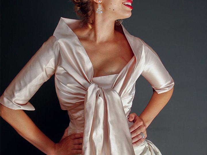 Tmx 1446565589578 Jill Andrews Gowns Weddingwire Profile Pic Baltimore wedding dress