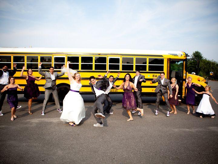 Tmx 1440682001859 School Bus Wedding West Hartford wedding transportation