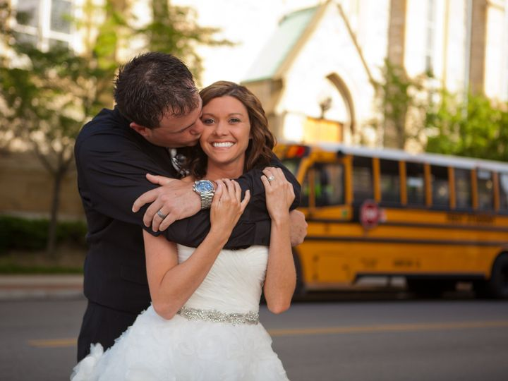 Tmx 1440682102945 Firststudent Fauxwedding 7228 West Hartford wedding transportation