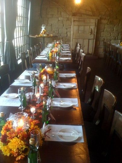 This was from a wedding reception on October 11th, for 43 people, lovely couple to work with. They...
