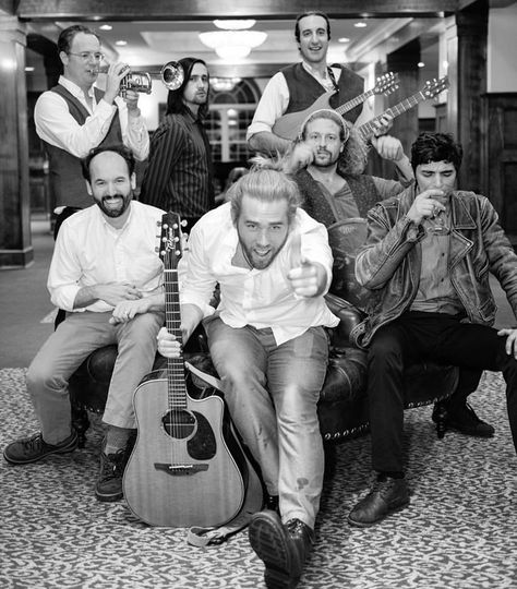 the clubhouse band photo low res