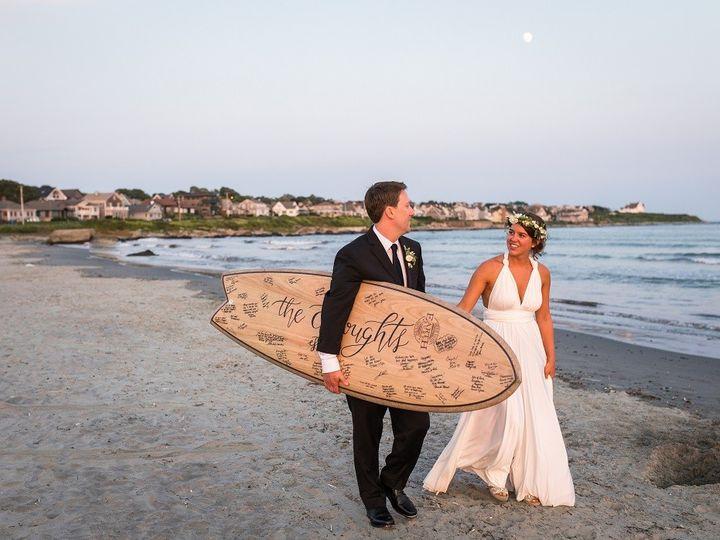 Tmx Newport Beach House Beach Surfboard Guest Book Maria Burton 51 903505 158464272410930 Middletown, RI wedding venue