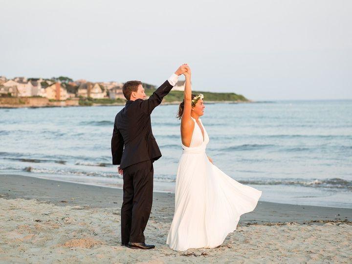 Tmx Newport Beach House Couple Dancing In Sand Maria Burton 51 903505 158464272427542 Middletown, RI wedding venue