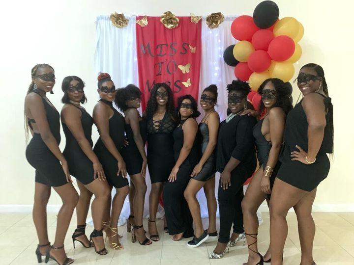 Sexy Chic Bachelorette Party