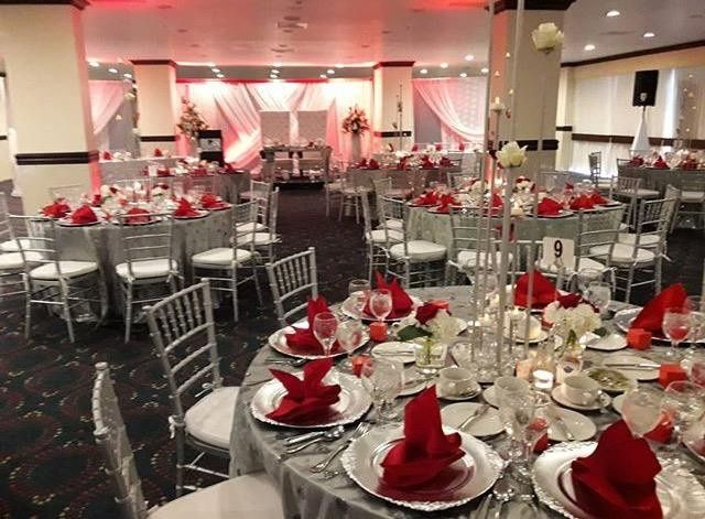 Banquet Wedding Decor