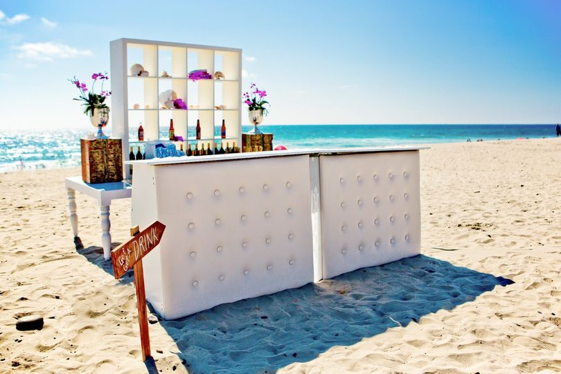 Cocktails in the Sand