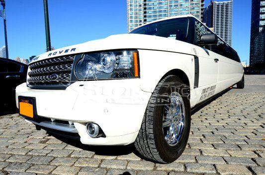 Range Rover Limousine Vogue Edition ( 18 Passenger )