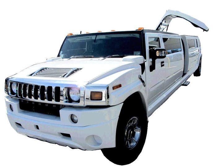 Hummer H2 Limousine Jet Doors (20 Passenger)