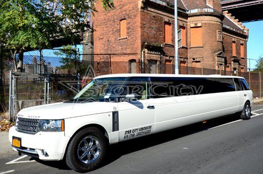 Tmx 1320375661246 Rangeroverlimousine3 Long Island City, NY wedding transportation