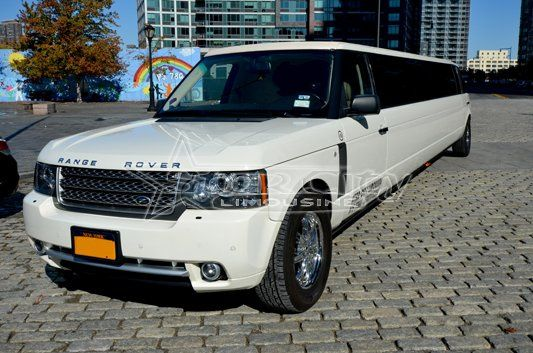 Tmx 1320375753271 Rangeroverlimousine6 Long Island City, NY wedding transportation