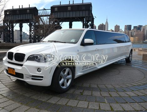 Tmx 1442028750842 Bmw X5 Limo Long Island City, NY wedding transportation