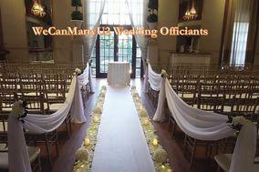 WeCanMarryU2 Wedding Officiants