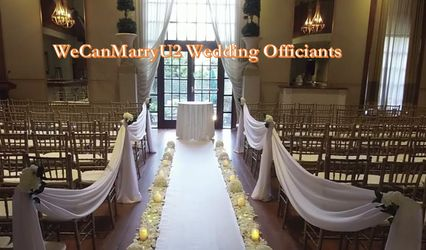 WeCanMarryU2 Wedding Officiants 1