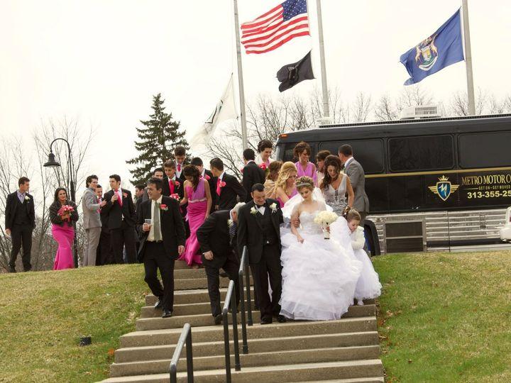 Tmx 1371589907565 4625744019588232537532069518251o Utica wedding transportation