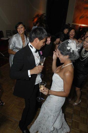 Wedding at San Francisco's City Club
