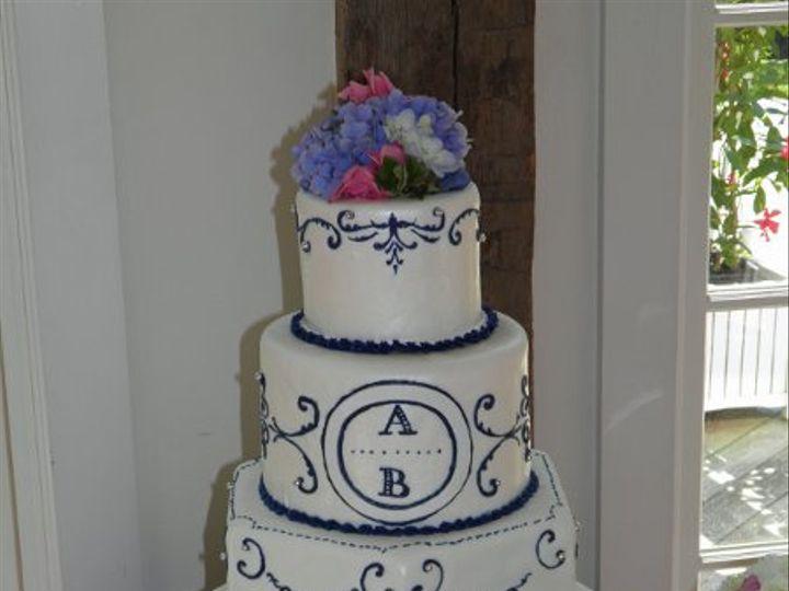 Tmx 1319741026528 AmyBakerK Harrisburg, Pennsylvania wedding cake