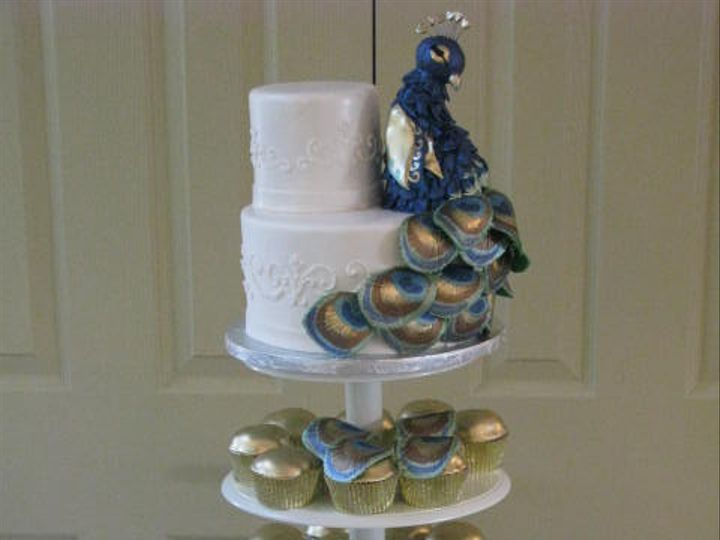 Tmx 1374289076047 20130224 217 Harrisburg, Pennsylvania wedding cake