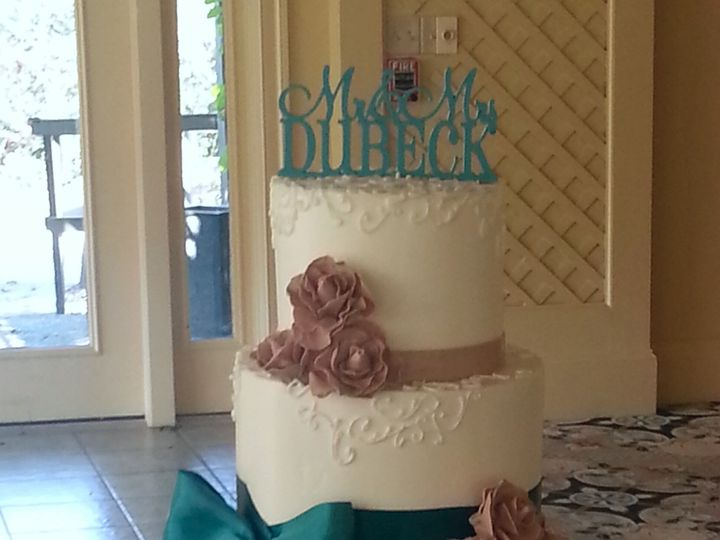 Tmx 1427506303807 2013 10 07 21.43.38 Harrisburg, Pennsylvania wedding cake