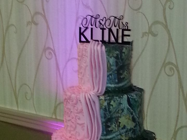 Tmx 1427506487880 2014 07 12 12.38.38 Harrisburg, Pennsylvania wedding cake
