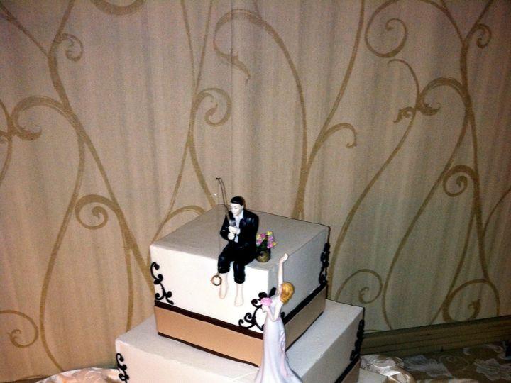 Tmx 1427583948224 Whatacatch Harrisburg, Pennsylvania wedding cake
