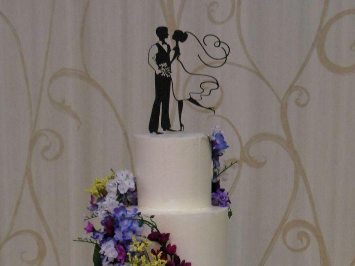 Tmx 1435531129728 Sarahnjoel Harrisburg, Pennsylvania wedding cake