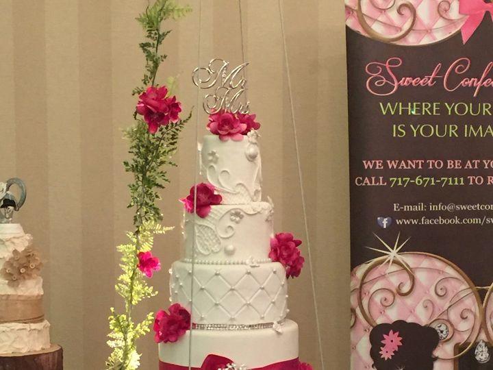 Tmx 1444654414737 2015 10 11 12.26.45 Harrisburg, Pennsylvania wedding cake