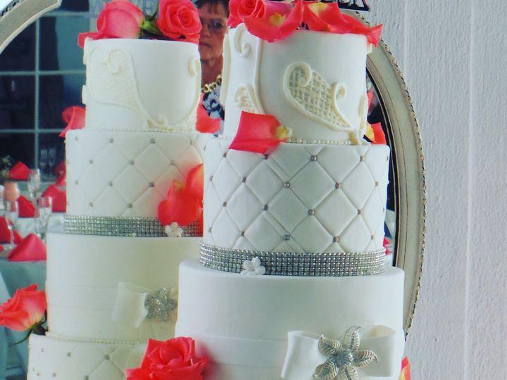 Tmx 1474311040162 2016 09 08 20.44.21 2 Harrisburg, Pennsylvania wedding cake