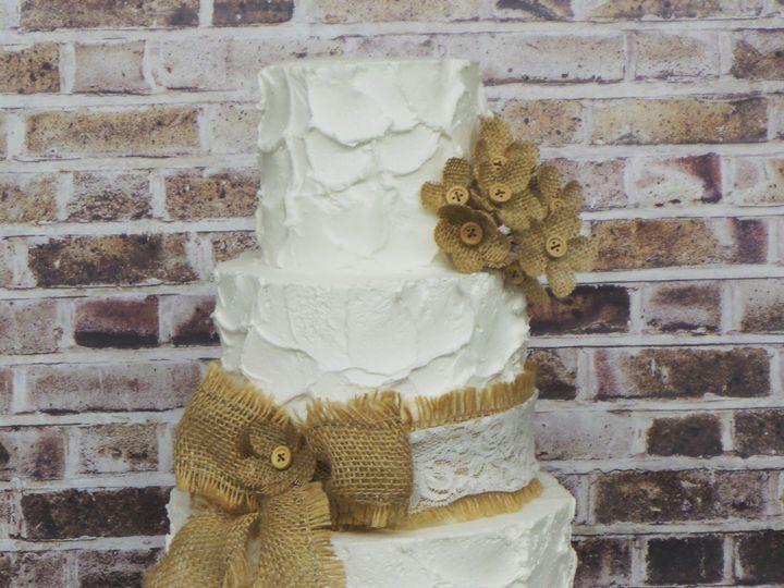 Tmx 1474311066416 2016 09 16 11.26.38 2 Harrisburg, Pennsylvania wedding cake