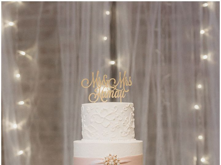 Tmx 1513196835959 Christinaandfelixlindseyfordphotography Harrisburg, Pennsylvania wedding cake