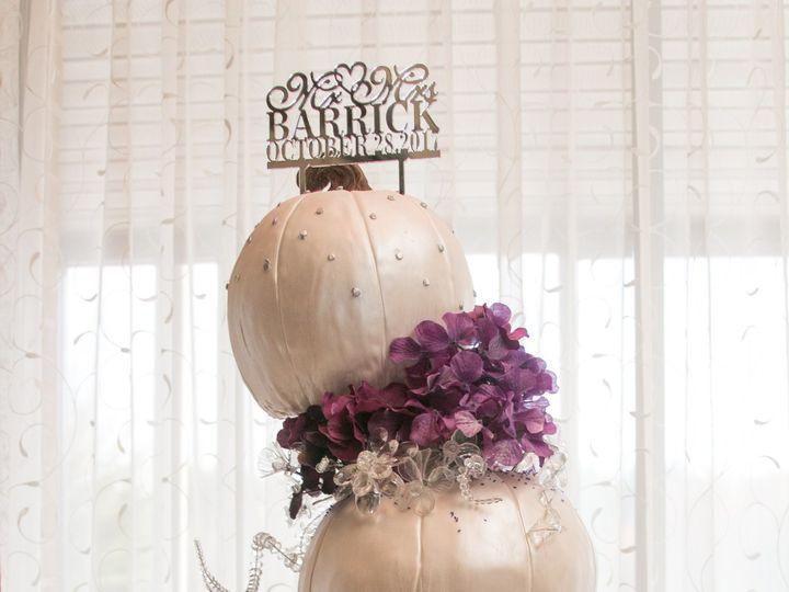 Tmx 1513196859505 Pumpkinweddingcake3 Harrisburg, Pennsylvania wedding cake