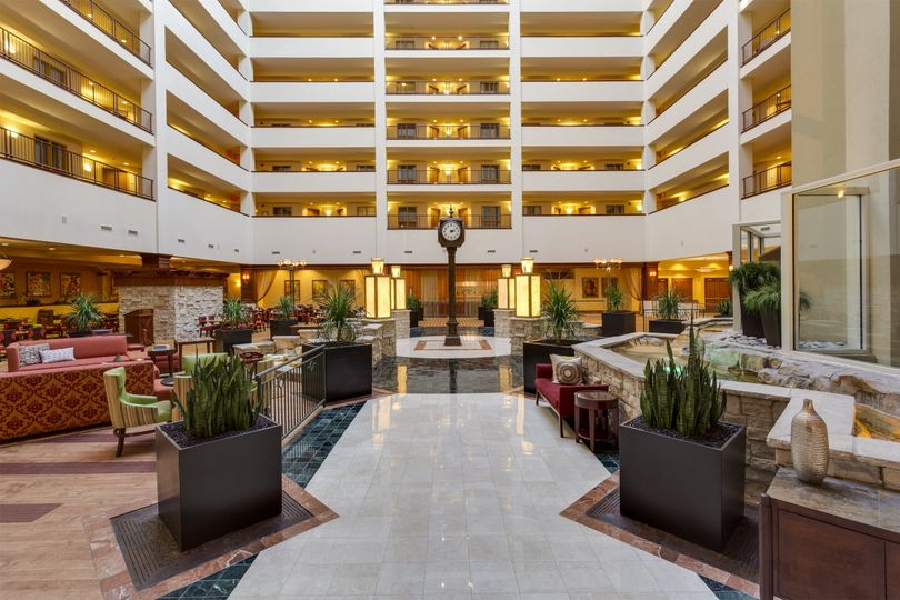Atrium Lobby