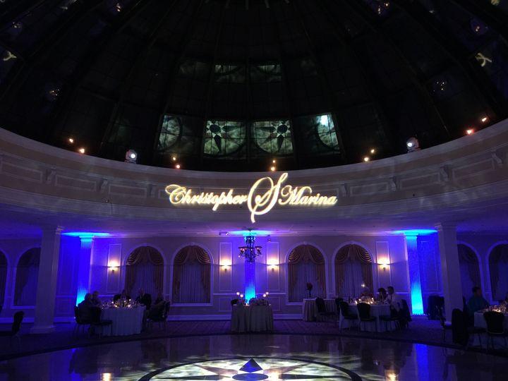 Gobo at Merion in Skylight ballroom