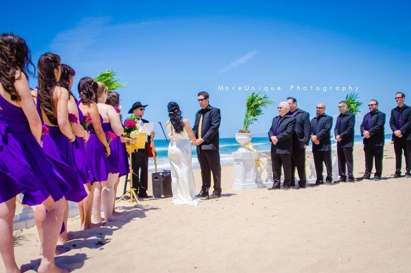 MoreUnique PhotographyWedding Ceremony Bridal PartyHuntington Beach,...