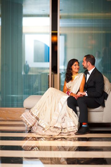 Indian Jewish Wedding at Four Seasons Georgetown | Pier 23 Photography