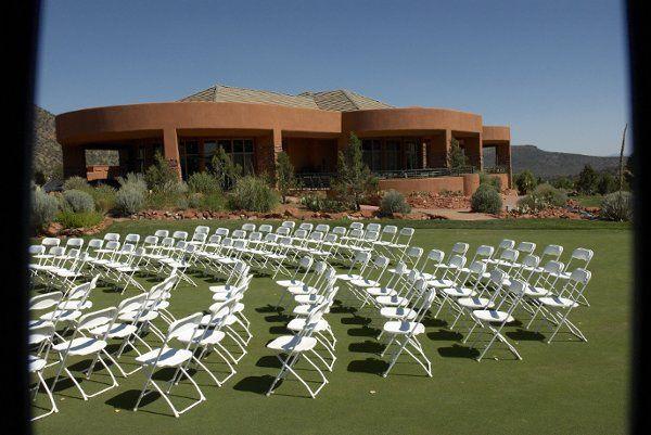 Sedona, AZ Wedding Ceremony