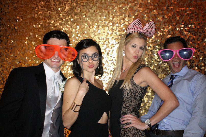 boca raton event photo booth bat bar mitzvah 7