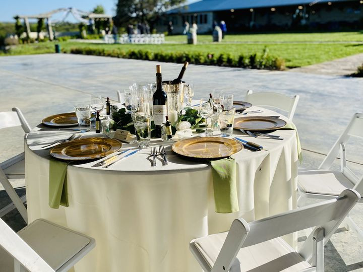 Tmx Wedding Table Rose Arbor 51 1902605 162621304185695 Johnson City, TX wedding venue
