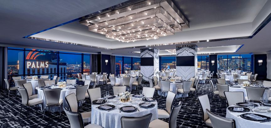 Moon & View Banquet Room