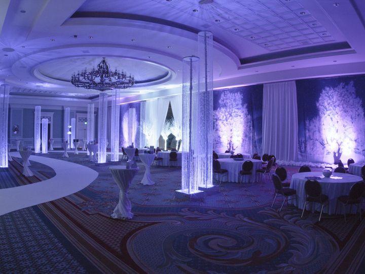 Tmx 1429194804700 Crystal Column Room Shot 2 Orlando, FL wedding eventproduction