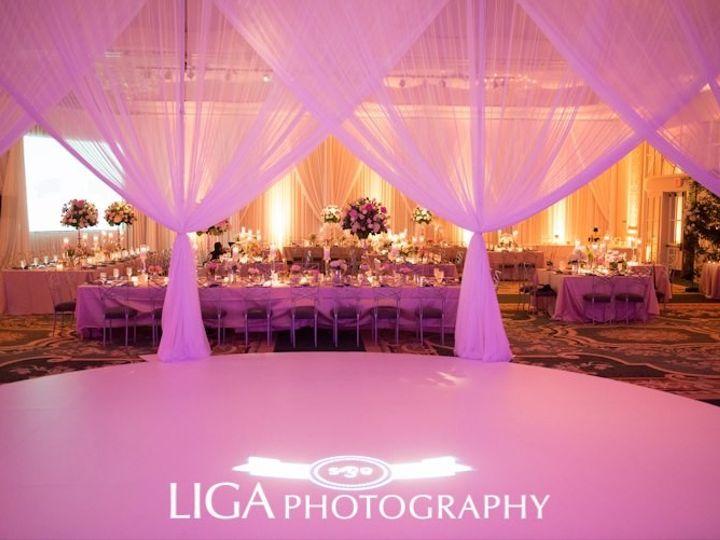 Tmx 1429195050241 White Sheer Room Divder Orlando, FL wedding eventproduction