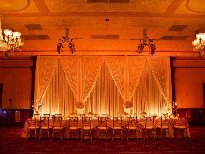 Tmx 1429195052807 White Layered Drape Backdrop 2 Orlando, FL wedding eventproduction