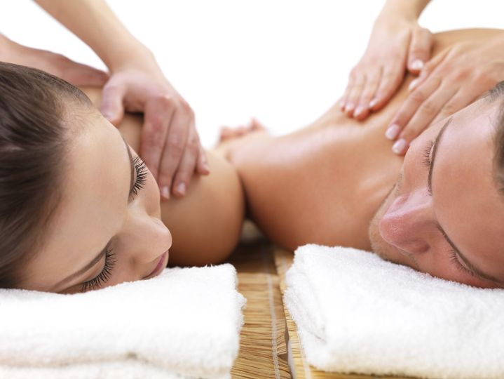 Spavia couples massage