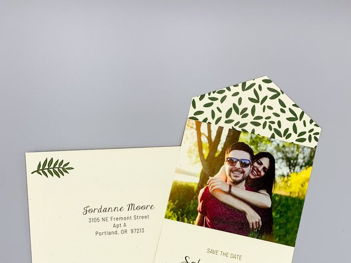 Tmx Img 7124 Edit 51 1333605 161376874094660 Portland, OR wedding invitation
