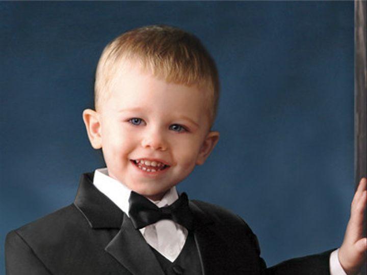 Tmx 1418150576263 Toddler Tuxedo Princeton, NJ wedding dress