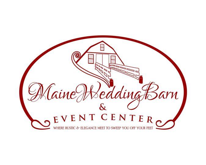 Maine Wedding Barn Logo